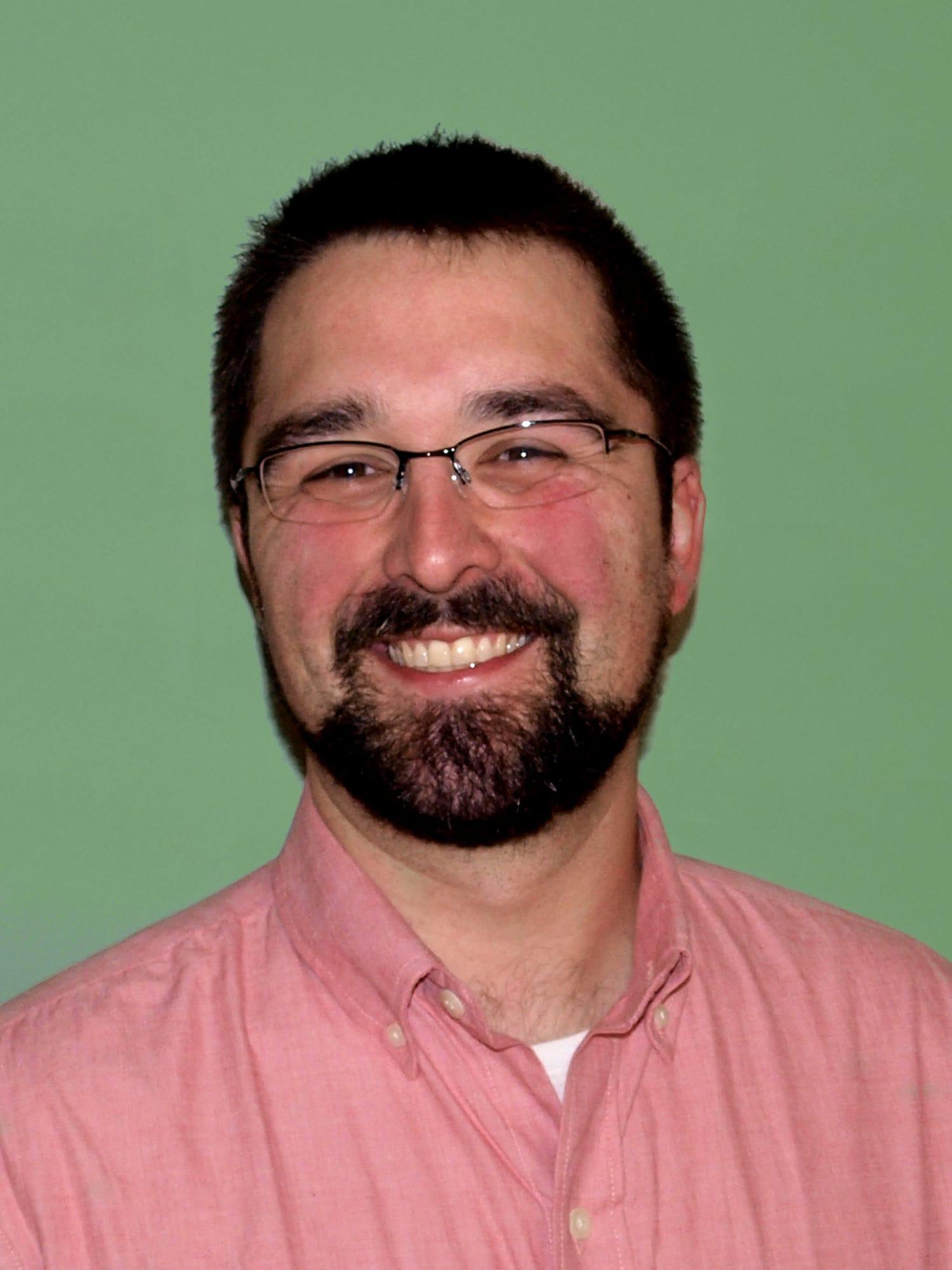 Matthew Austin, LPC Headshot