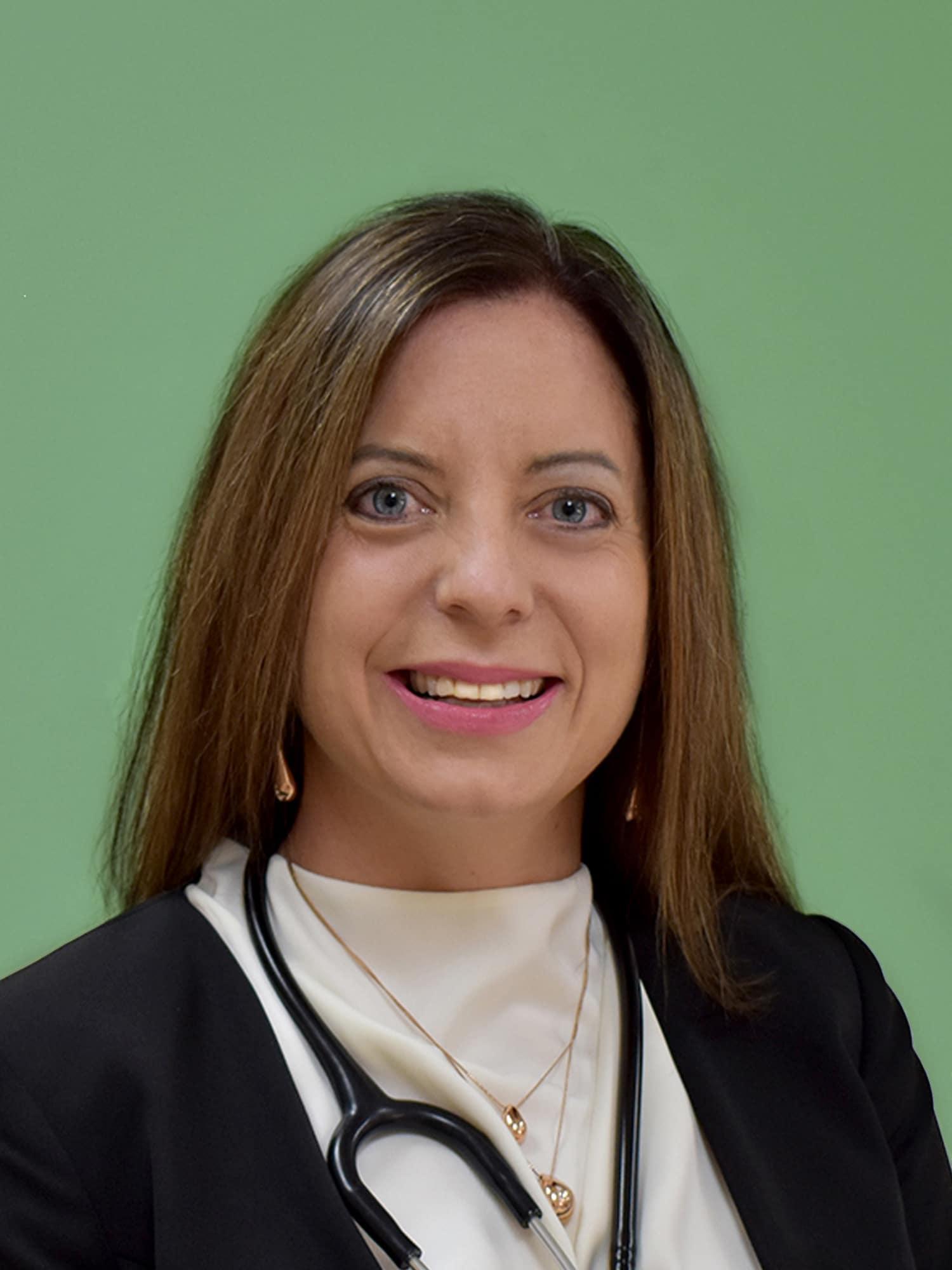 Pamela Becker, MSN, NP-C Headshot