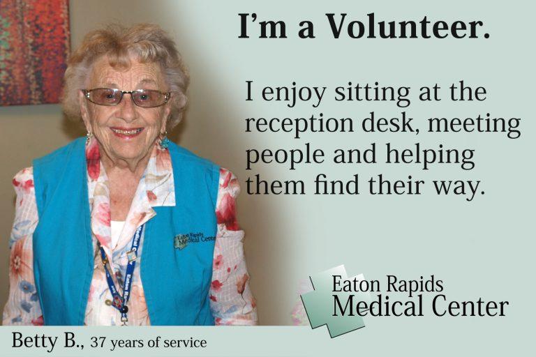 Betty Boatman Volunteer Spotlight